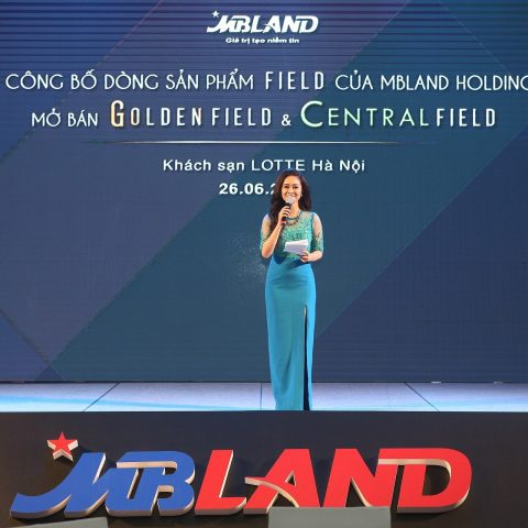 Introducing and Opening Ceremony of MBLand Holdings Field