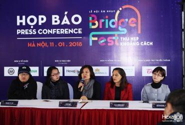 Music Festival Bridgefest 2018 – BridgeFest 2018 – Bridging gaps/ Connecting people