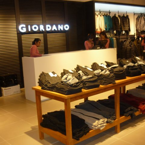 GIORDANO FASHION