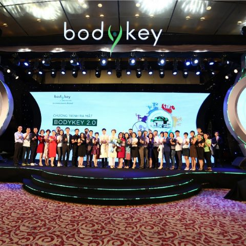 Lễ ra mắt sản phẩm BodyKey
