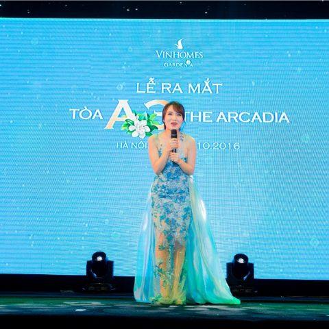 Arcadia Vinhomes 2016 Trade Show