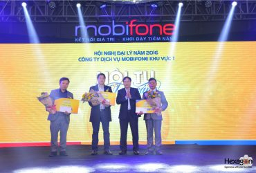 Corporate Party of Mobifone 2016