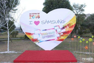 Samsung Festival day 2016