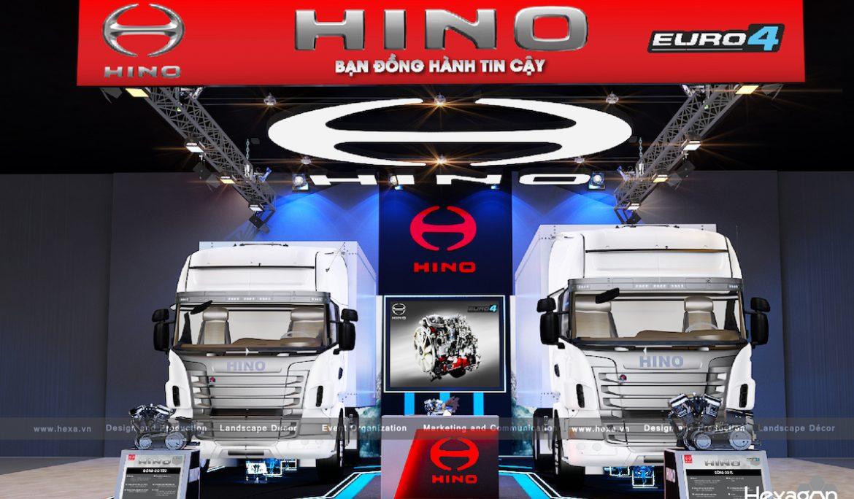 Hino exhibition