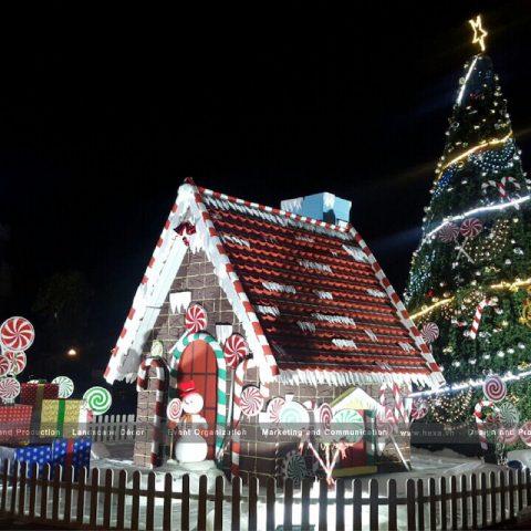 Vinpearl land Phú Quốc – Noel Decoration