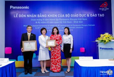Develop and implement media plan for 8 years anniversary event series of Panasonic Risupia and the ceremony of receiving certificate of merit of Ministry of Education and Training