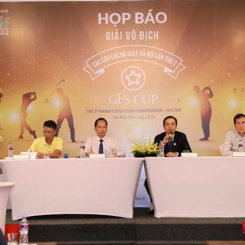 Implement media plan for GFS Cup – Hanoi: The second Hanoi's Golf cup Championship