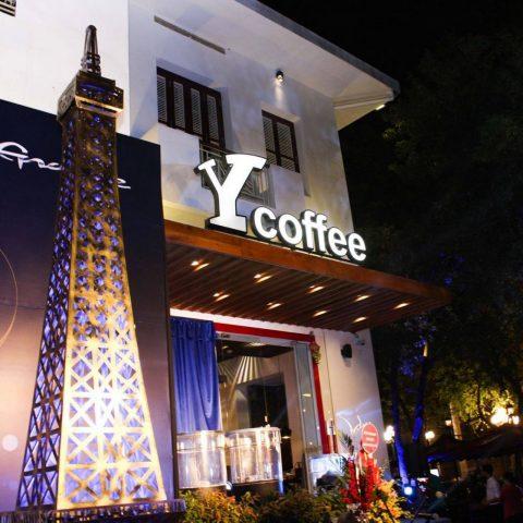 NHÀ HÀNG – Y COFFEE