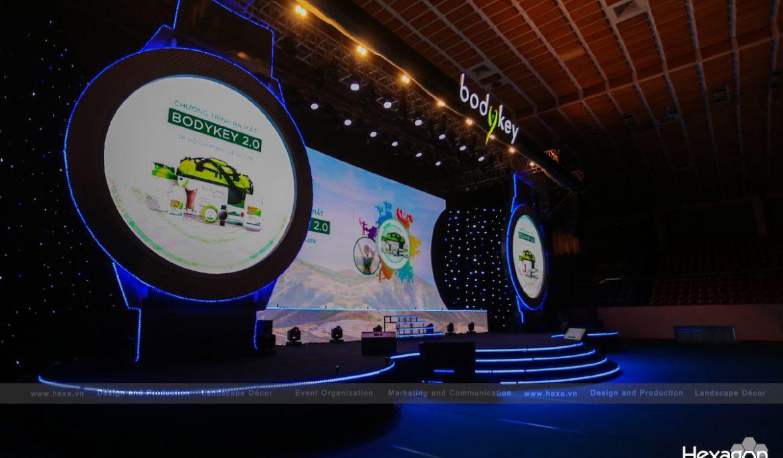 Product launching of BodyKey