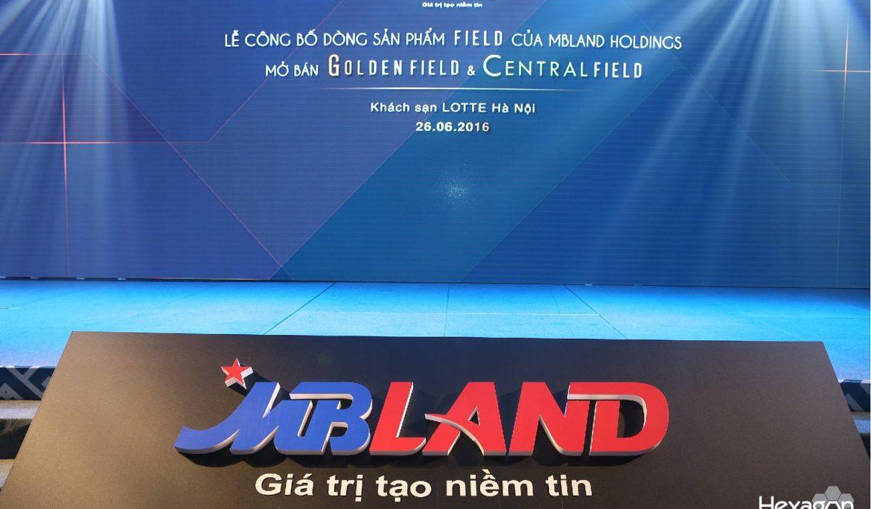 Lễ công bố dòng sản phẩm Filed của MBLAND HOLDING