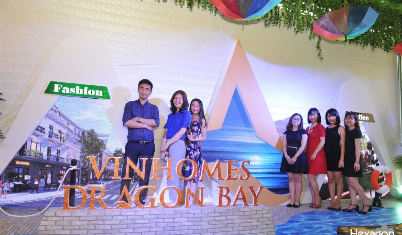 Lễ giới thiệu khu đô thị biển Vinhomes Dragon Bay