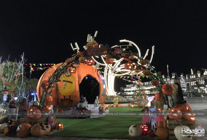 Vinpearl land – Halloween – 10.2018